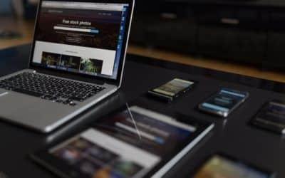 Adaptez votre entreprise à tout type d'écran – Site Web Réactif